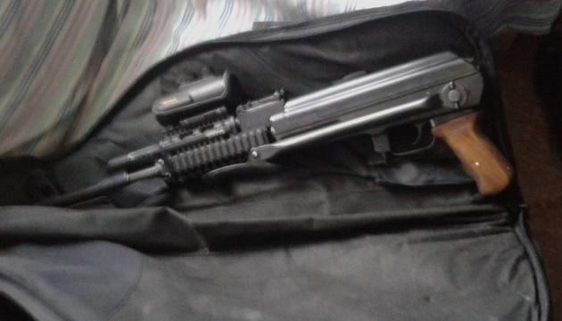 СБУ блокувала незаконний збут зброї на території України