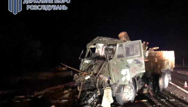 ДБР повідомило подробиці страшної аварії з військовими на Херсонщині