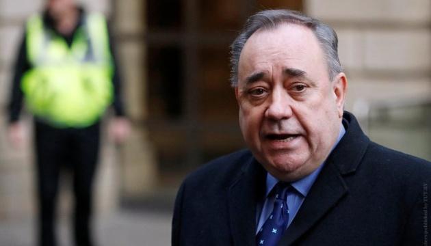 Екс-прем'єру Шотландії висунули 14 обвинувачень, зокрема й у спробі згвалтування