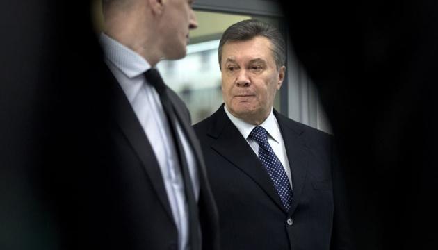 Справу Януковича повернули в Оболонський суд