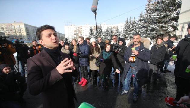 Präsidentschaftskandidat Selenskyj legt sein Vermögen offen