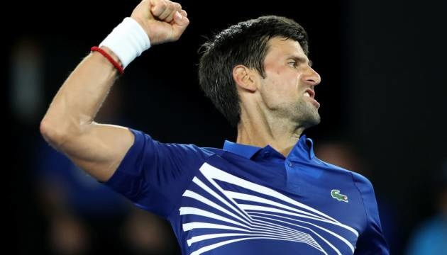 Серб Джокович усьоме виграв Australian Open
