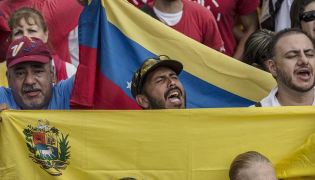 Євросоюз вимагає негайно звільнити соратника Гуайдо