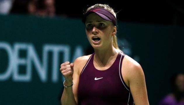 Світоліна, Цуренко і Ястремська потрапили до заявки турніру WTA в Індіан-Веллсі