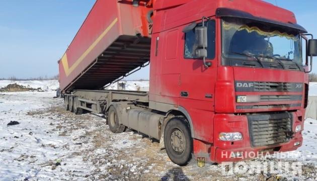 Львівське сміття знову намагалися скинути на Київщині