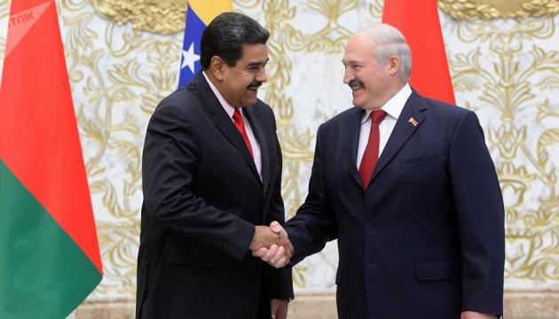 Лукашенко запевнив Мадуро в підтримці