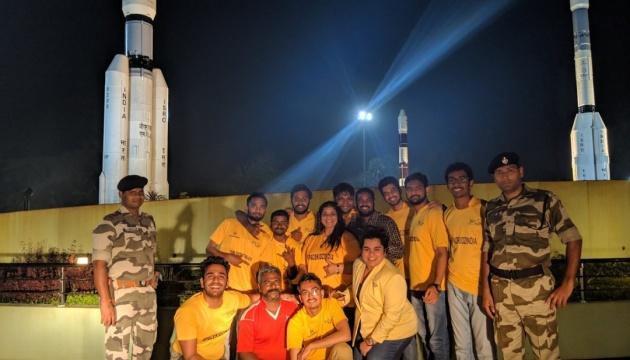 Індія відправила на орбіту найлегший у світі супутник