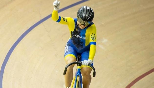 Велотрек: Олена Старикова і Віталій Гриньов виграли Кубок світу