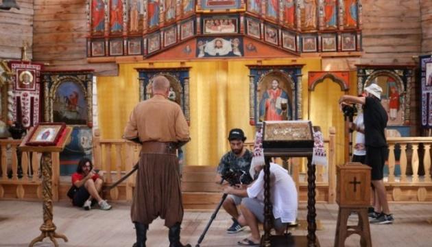 Запорізькі козаки стали зірками турецького телепроекту про бойові мистецтва