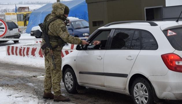 Перед другим туром виборів на КПВВ посилили заходи безпеки
