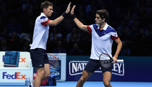 Французы Эрбер и Маю выиграли Australian Open в парном разряде