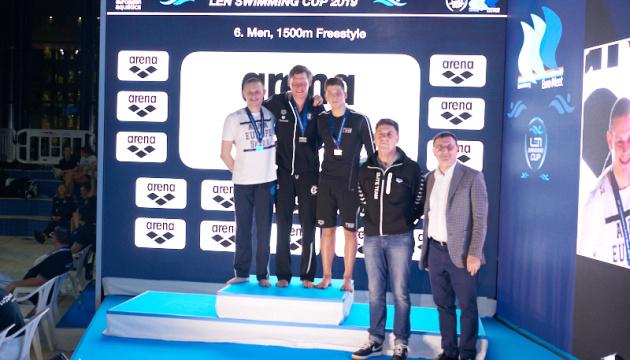Плавання: Фролов виборов два «золота» на Кубку LEN