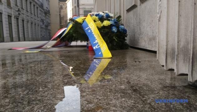 Посли України та Польщі у Відні вшанували пам'ять жертв Голокосту