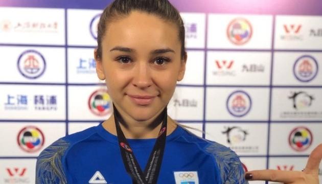 Українка Терлюга виграла етап Karate1 Premier League в Парижі