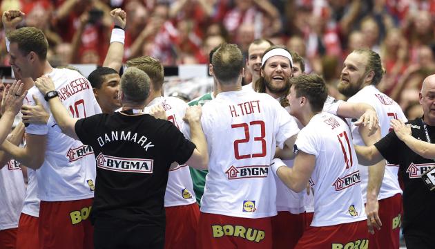 Збірна Данії вперше виграла чоловічий чемпіонат світу з гандболу