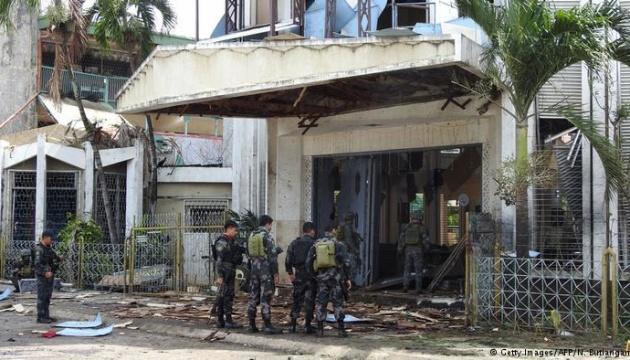 Відповідальність за вибухи в церкві на Філіппінах узяла на себе ІД