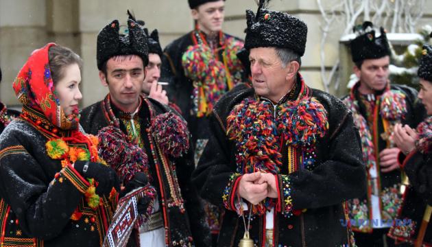 У Львові яскраво відсвяткували День гуцульської культури