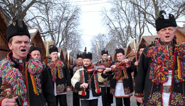 Lviv a célébré la journée de la culture houtsoul