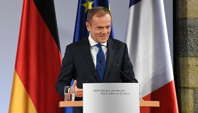 Donald Tusk to arrive in Ukraine next week