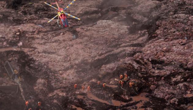 Катастрофа в Бразилії: унаслідок прориву дамби вже 65 загиблих