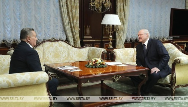 Belarusian president, Ukraine's representative in TCG discuss economic cooperation between states