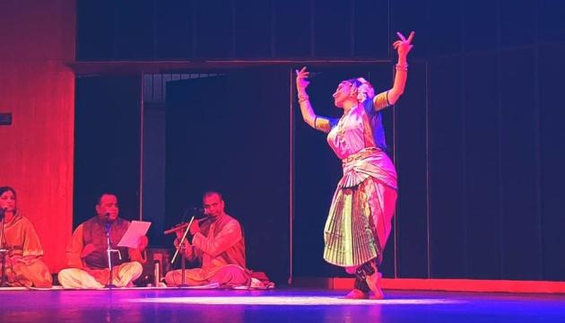 В Індії відбувся сольний танцювальний концерт українки Еліни Нісчал (Абакарової)