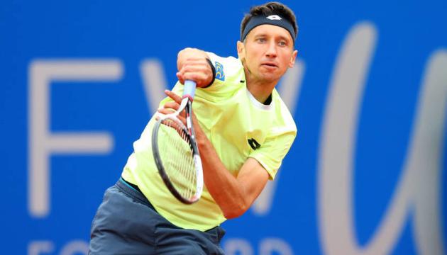 Теннис: Стаховский удачно стартовал в Кемпере в парном разряде