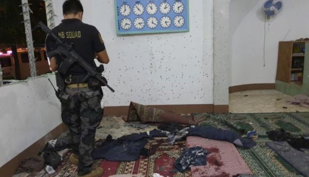На Філіппінах в мечеть кинули гранату, двоє загиблих