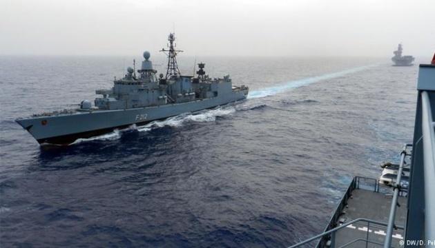Deutschland kann Ukraine durch Präsenz der Marine im Schwarzen Meer unterstützen