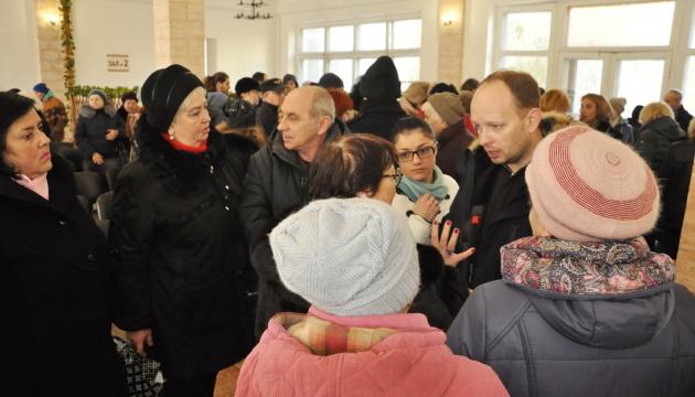 Одеський центр реабілітації військових запрацює в травні