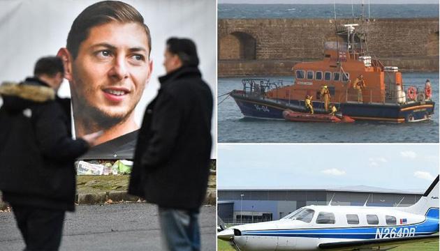 На узбережжі Франції знайшли шматки сидіння зі зниклого літака Сали