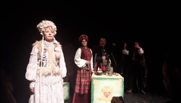 На київській сцені показали історію кохання гетьмана Мазепи