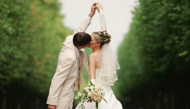 У День закоханих в Києві можна буде одружитися до опівночі