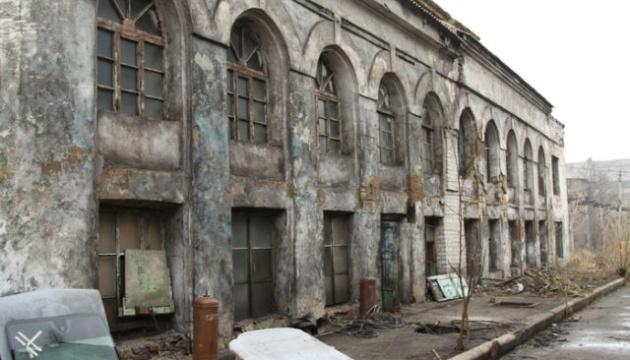 На временно оккупированных территориях уничтожается промышленность