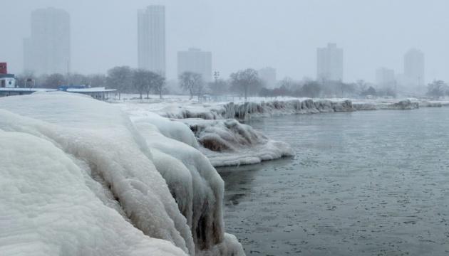 Холодніше, ніж в Антарктиді: у США прийшли аномальні морози
