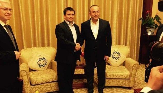 Ministrowie Spraw Zagranicznych Ukrainy i Turcji spotkają się w Odessie