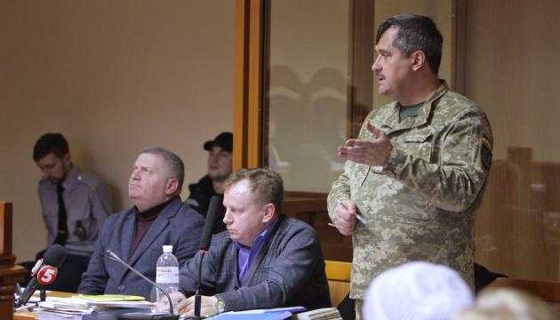 Збитий Іл-76: суд у справі генерала Назарова узяв перерву майже на місяць