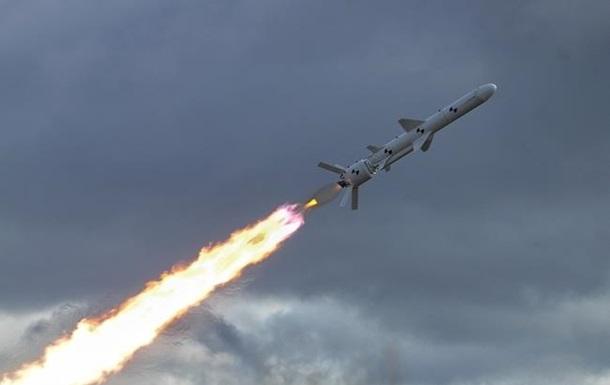 """Українська крилата протикорабельна ракета """"Нептун"""""""