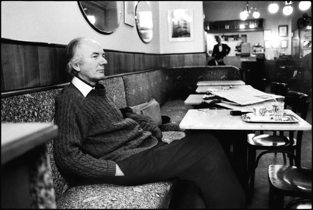 Томас Бернгард, 1988 г. / Фото: Sepp Dreissinger