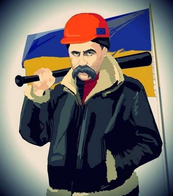 Тарас Григорович — боєць самооборони Майдану