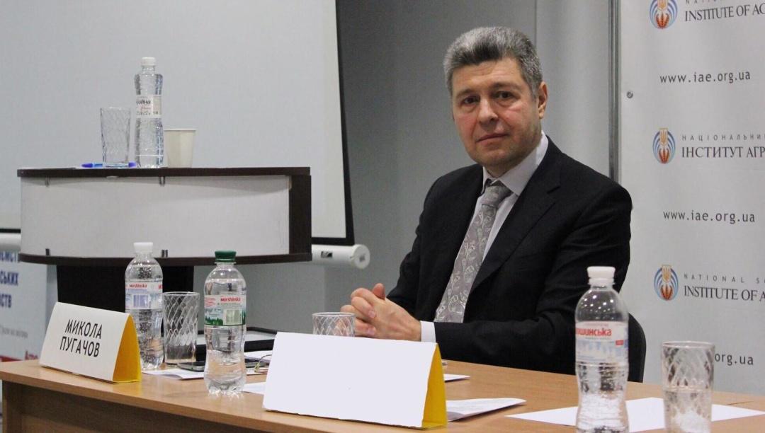 Микола Пугачов