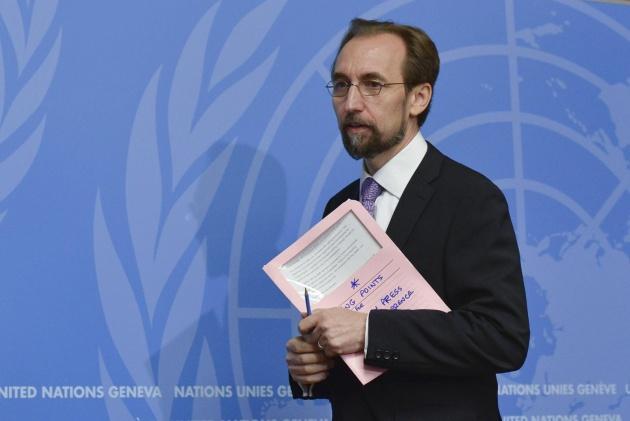 Зейд Раад аль-Хусейн / Фото: ООН