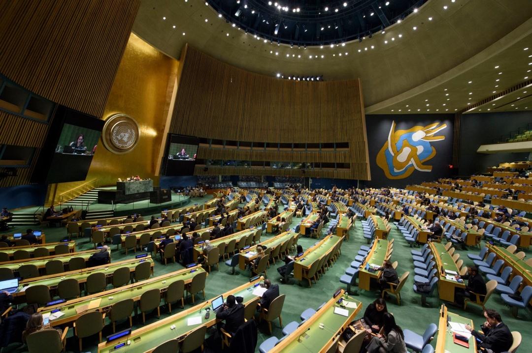 Фото: UN Photo/Loey Felipe