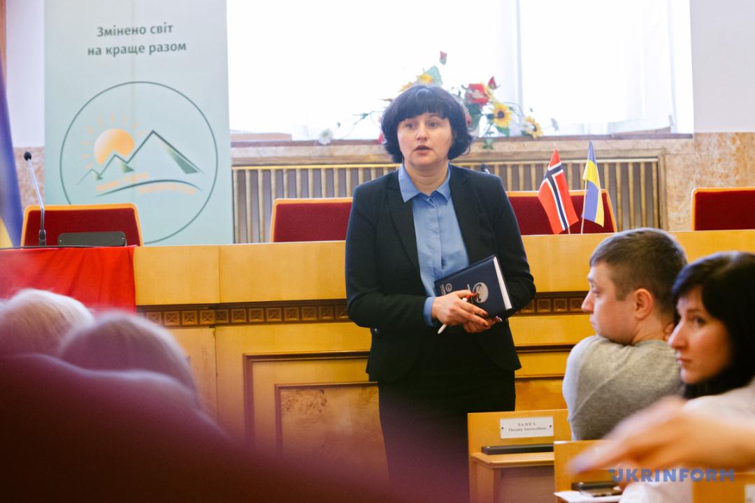 Ольга Костенець