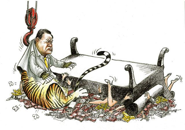 Станіслав Прокопчук: Нелегка справа – приборкати «тигрів». Як Китай бореться з корупцією