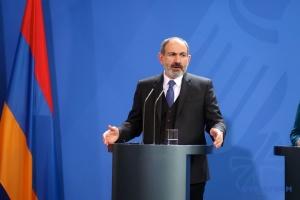 Криза у Вірменії: Пашинян звільнив керівника Генштабу