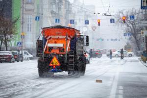 Непогода Украины: какая ситуация на дорогах в регионах