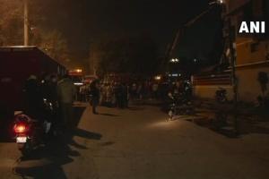 В Индии горел отель, есть погибшие