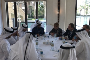Ucrania y los Emiratos Árabes Unidos acuerdan continuar la cooperación en el ámbito de la educación