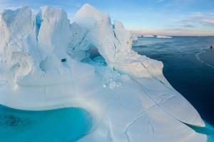 Гренландія почала танути в сім разів швидше, ніж 20 років тому - вчені